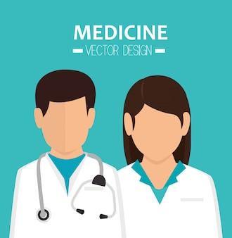 Grafica sanitaria medica