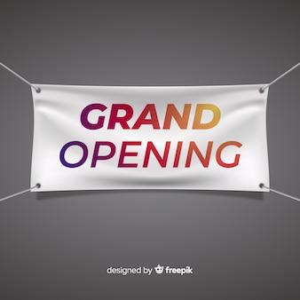 Grande apertura