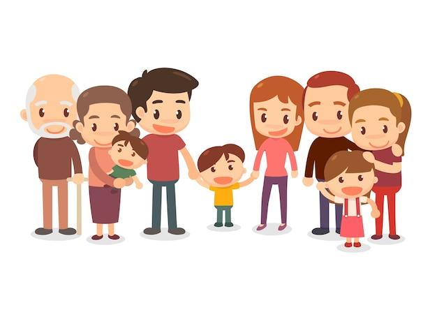 Grande famiglia