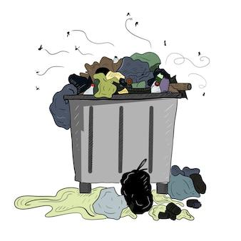 Grande spazzatura