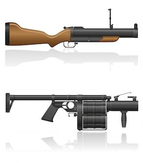 Grenade-gun.