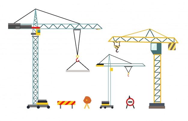Gru da costruzione