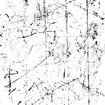 Grunge stile con una texture graffiato