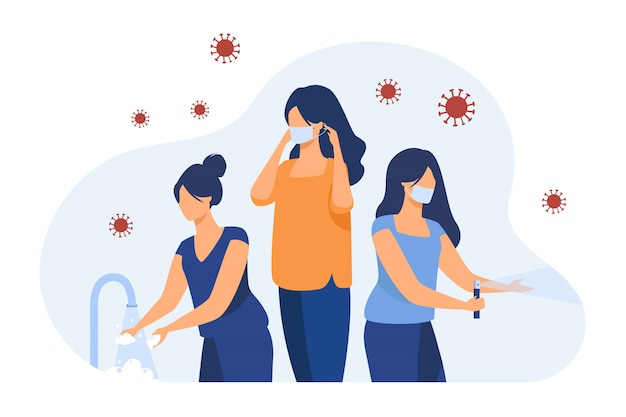Guida all'igiene per la protezione dal coronavirus