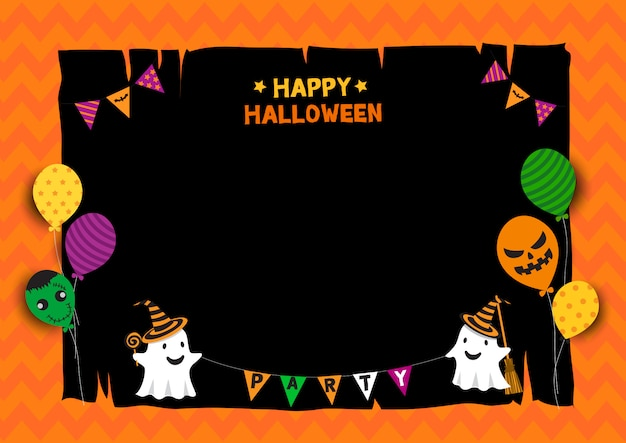 Halloween-fantasma