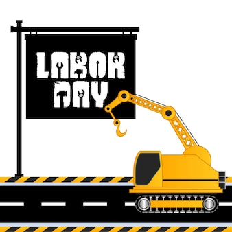 Happy day day labors