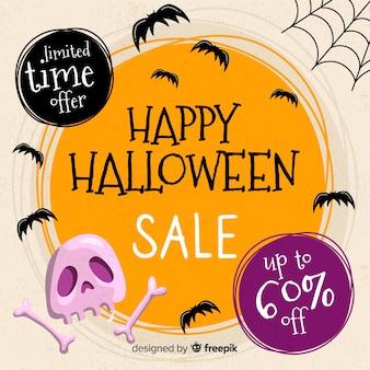 Happy halloween offerte di vendita piatte