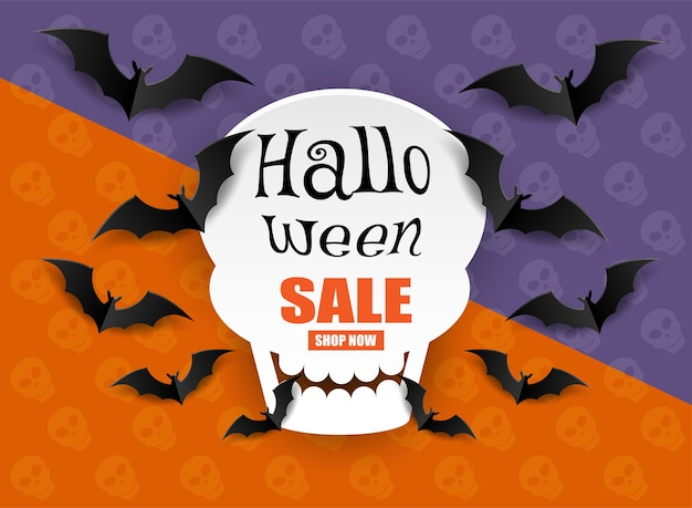 Happy halloween sale.