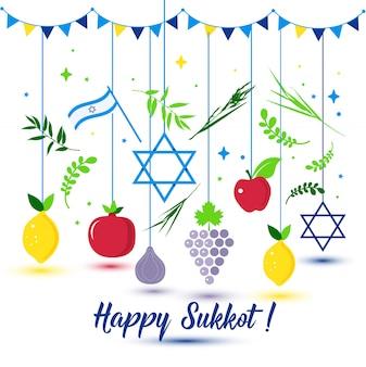 Happy sukkot holiday.