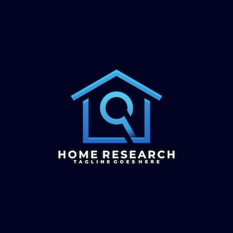 Home ricerca linea art design logo