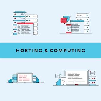 Hosting e informatica