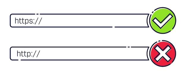 Http, crittografia ssl connessione protocollo https.