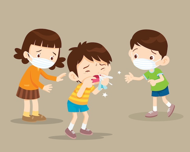 I bambini si ammalano