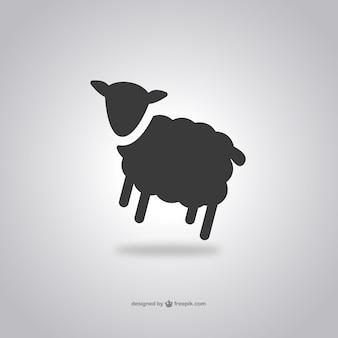 Icon sheep