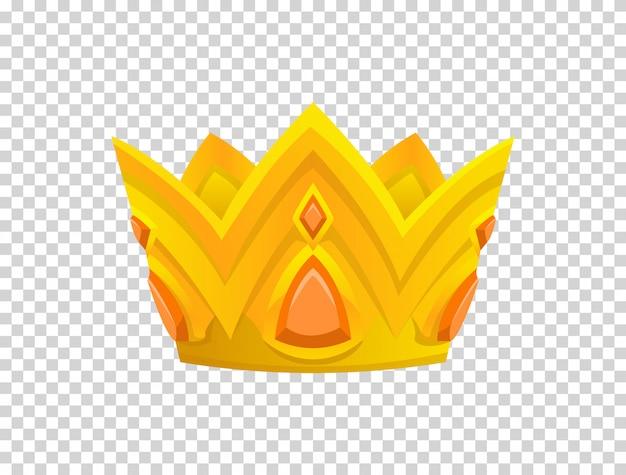 Icona corona d'oro
