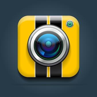 Icona della fotocamera sportiva antiurto