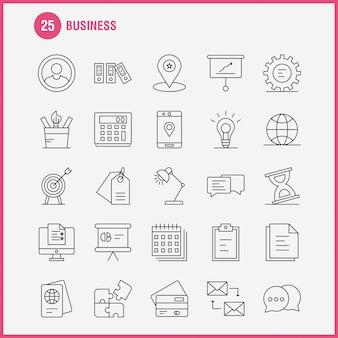 Icona della linea di business