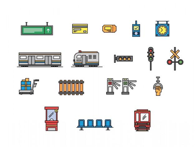 Icona della stazione ferroviaria