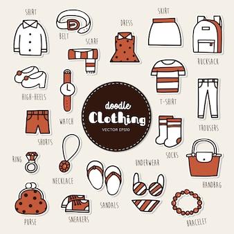 Icona di abbigliamento