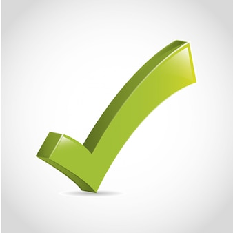 Icona di approvazione sopra illustrazione vettoriale sfondo bianco