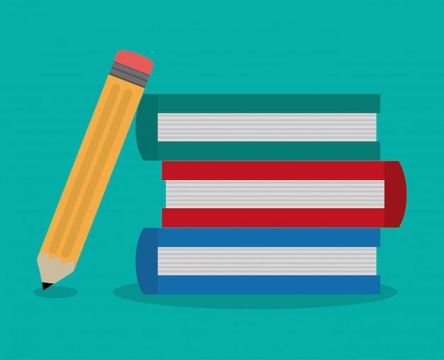Icona di articoli correlati ufficio libri