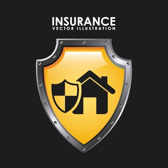 Icona di assicurazione