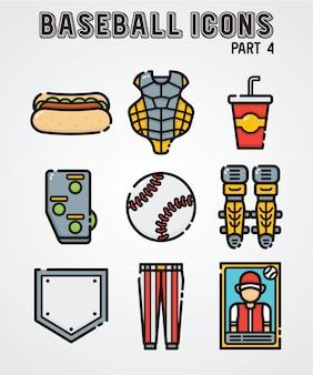 Icona di baseball