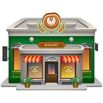 Icona di panetteria