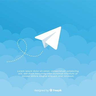 Icona di telegram
