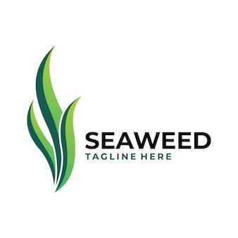Icona logo alghe