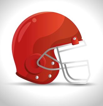 Icona sport football americano