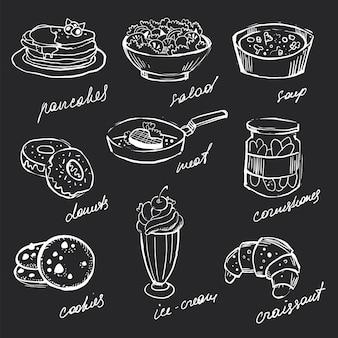Icone del menu