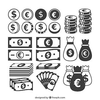 Icone denaro