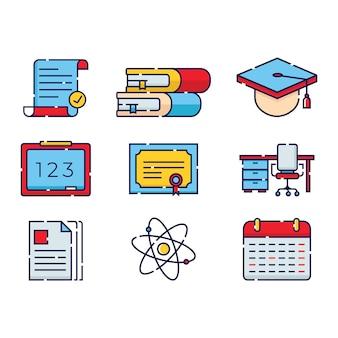 Icone di educazione