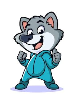 Idaho mascot design