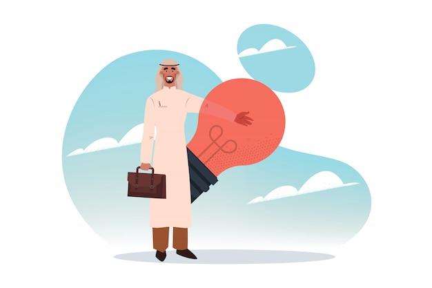 Idea di business, successo, concetto di soluzione del problema