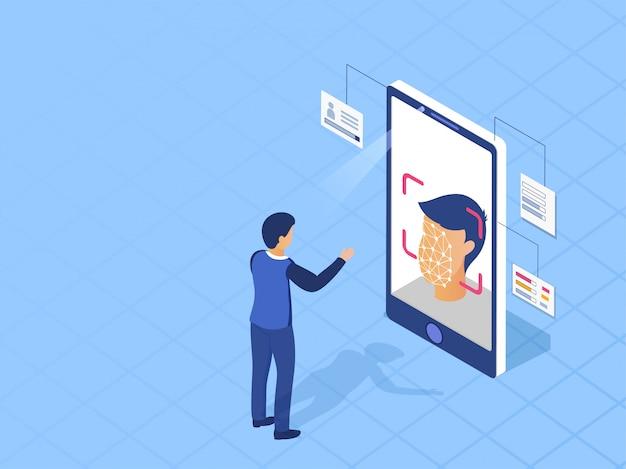Identificazione biometrica