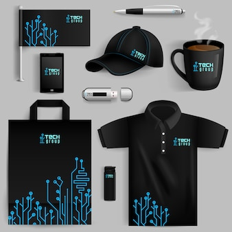 Identity technology set