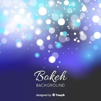 Il bokeh astratto accende il bakground