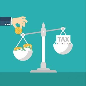 Il denaro e le tasse