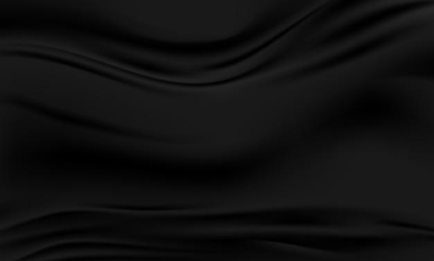 Il fondo nero astratto mette in mostra la struttura del fondo