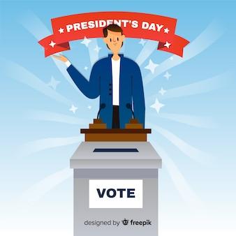 Il giorno dei presidenti