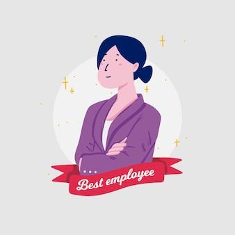 Il miglior concetto di dipendente