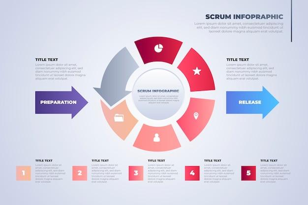 Il nuovo infografico gioco di sviluppo di nuovi prodotti