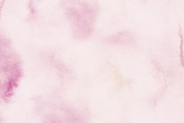 Il rosa dell'acquerello tonifica il fondo di struttura con lo spazio della copia