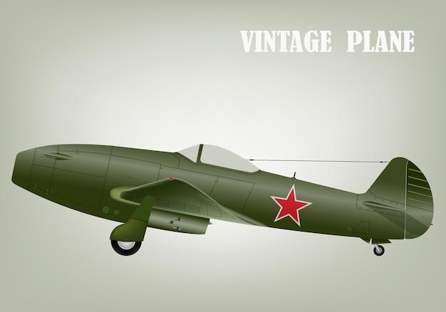 Illustrazione d'annata env 10 di vettore di guerra