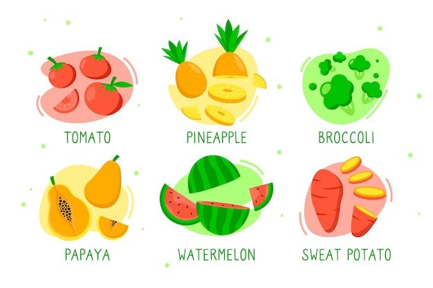 Illustrazione dei ripetitori del sistema immunitario