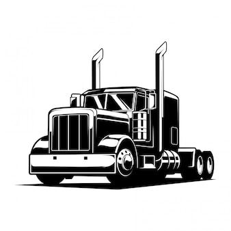 Illustrazione del camion