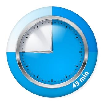 Illustrazione del timer