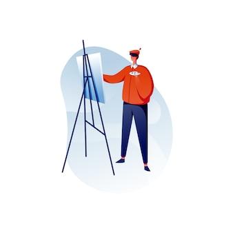 Illustrazione dell'artista